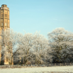 Prompt Natural Cement used in Hadlow Tower Restoration Project