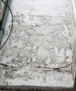 Paint Stripping - an article by Phil Brown of Cornish Lime