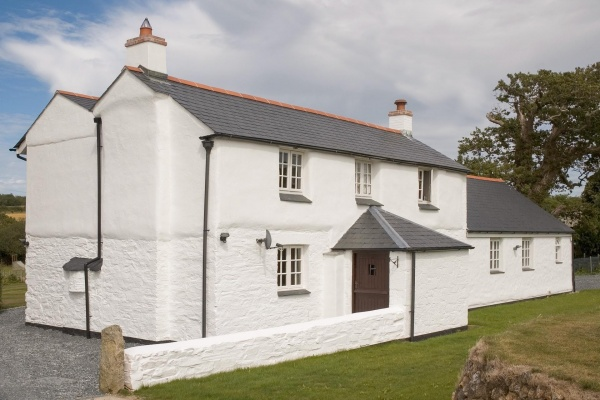 Breathable paints explained cornish lime company - Breathable exterior masonry paint collection ...