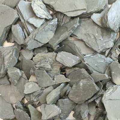 Slate Chippings - Blue-Grey