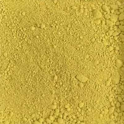 Pigments - Micronised Yellow 1420
