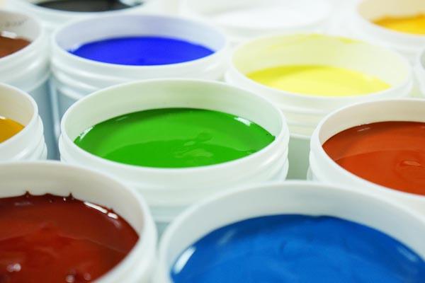 Paint Tin Colours