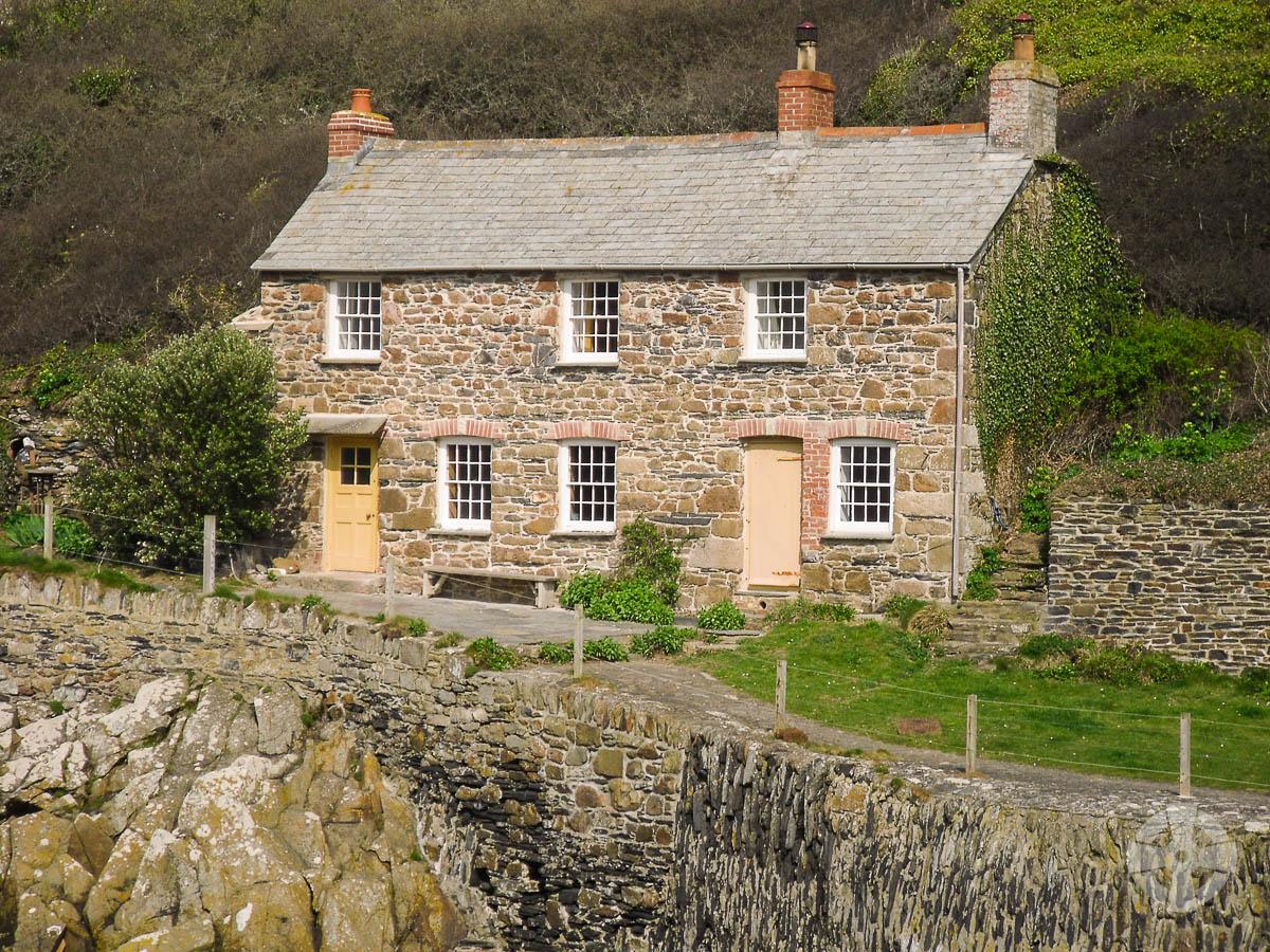 Quay Cottage - Cornish Cottage