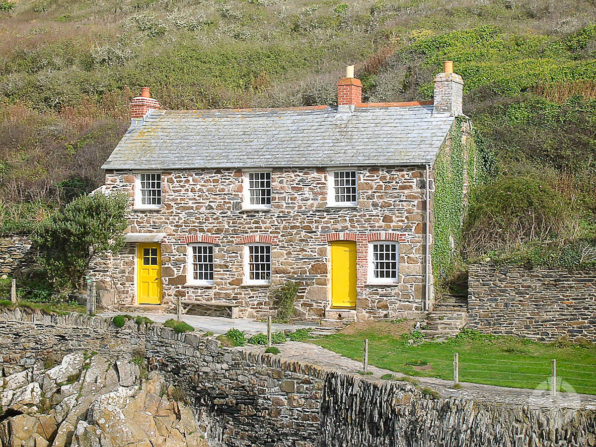 Quay Cottage - Building Restoration
