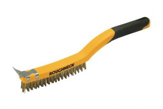 Roughneck Wire Brush