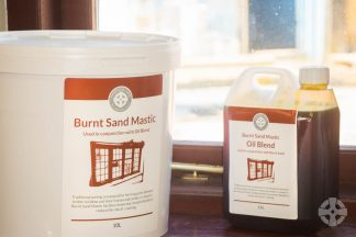 Burnt Sand Mastic